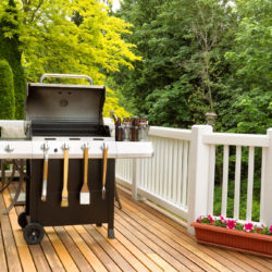 Enhance Your Backyard with a BBQ